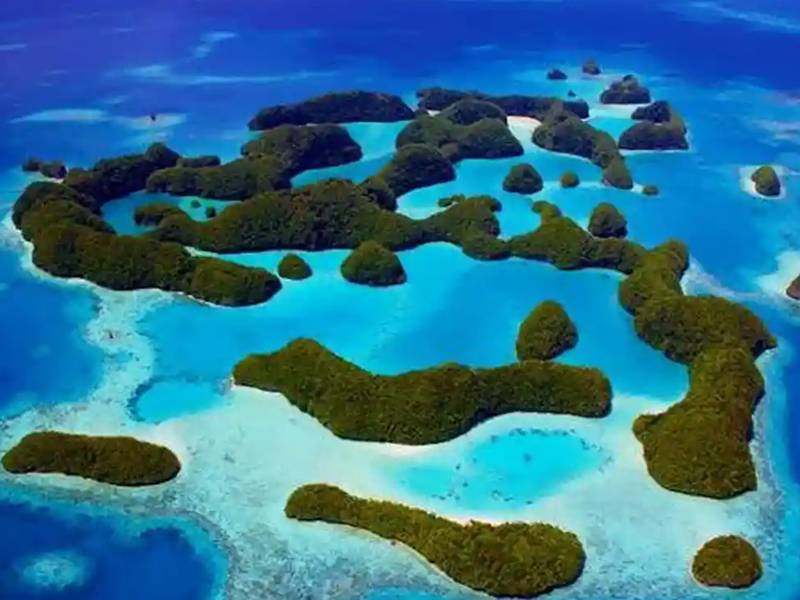 News -'Explore lightly': Palau requires visitors sign pledge to respect environment
